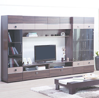 Entertainment Media Center Hauser S Furniture Carpet