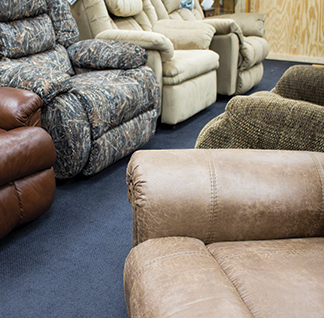 Phenomenal Rockers Recliners Hausers Furniture Carpet Ocoug Best Dining Table And Chair Ideas Images Ocougorg